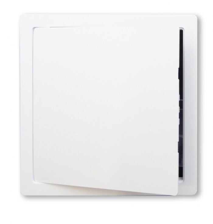Plastic Access Panel with Removable Hinged Door 150 x 230 mm